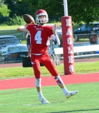 CIAC Football; Wolcott Red vs. White Spring Game - Photo # (146)