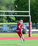 CIAC Football; Wolcott Red vs. White Spring Game - Photo # (147)