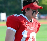 CIAC Football; Wolcott Red vs. White Spring Game - Photo # (190)