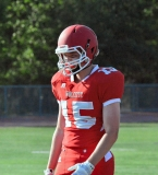 CIAC Football; Wolcott Red vs. White Spring Game - Photo # (48)