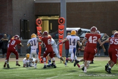 Gallery CIAC Football; Wolcott vs. Seymour - Photo # 433