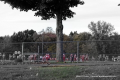 CIAC Football; Wolcott vs. Watertown - Photo # 002
