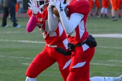 CIAC Football; Wolcott vs. Watertown - Photo # 007