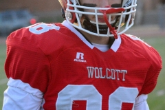 CIAC Football; Wolcott vs. Watertown - Photo # 009