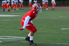 CIAC Football; Wolcott vs. Watertown - Photo # 011