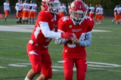 CIAC Football; Wolcott vs. Watertown - Photo # 013