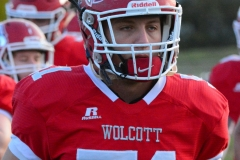 CIAC Football; Wolcott vs. Watertown - Photo # 019