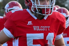 CIAC Football; Wolcott vs. Watertown - Photo # 020