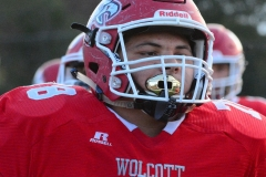 CIAC Football; Wolcott vs. Watertown - Photo # 021