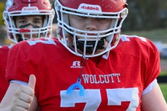 CIAC Football; Wolcott vs. Watertown - Photo # 022