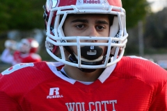 CIAC Football; Wolcott vs. Watertown - Photo # 024