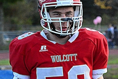 CIAC Football; Wolcott vs. Watertown - Photo # 025