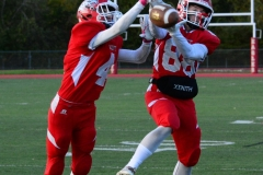 CIAC Football; Wolcott vs. Watertown - Photo # 029
