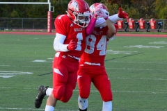 CIAC Football; Wolcott vs. Watertown - Photo # 033