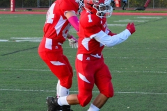 CIAC Football; Wolcott vs. Watertown - Photo # 035