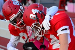 CIAC Football; Wolcott vs. Watertown - Photo # 040
