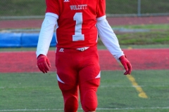 CIAC Football; Wolcott vs. Watertown - Photo # 060