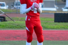 CIAC Football; Wolcott vs. Watertown - Photo # 062