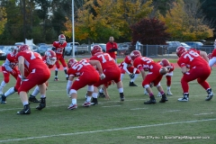 CIAC Football; Wolcott vs. Watertown - Photo # 064