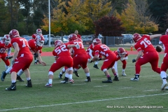 CIAC Football; Wolcott vs. Watertown - Photo # 065
