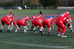 CIAC Football; Wolcott vs. Watertown - Photo # 073