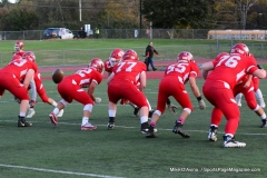 CIAC Football; Wolcott vs. Watertown - Photo # 074