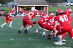CIAC Football; Wolcott vs. Watertown - Photo # 086