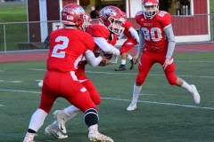 CIAC Football; Wolcott vs. Watertown - Photo # 093