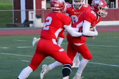 CIAC Football; Wolcott vs. Watertown - Photo # 094