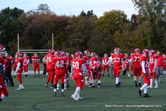 CIAC Football; Wolcott vs. Watertown - Photo # 102