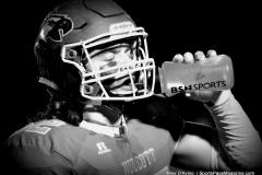 CIAC Football; Wolcott vs. Watertown - Photo # 1029