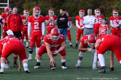 CIAC Football; Wolcott vs. Watertown - Photo # 103