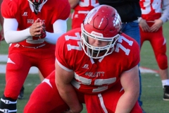 CIAC Football; Wolcott vs. Watertown - Photo # 104
