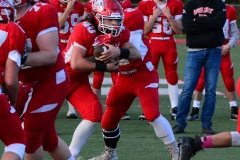 CIAC Football; Wolcott vs. Watertown - Photo # 106