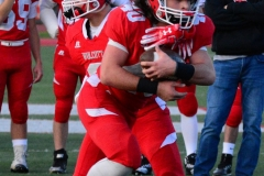 CIAC Football; Wolcott vs. Watertown - Photo # 107