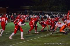 CIAC Football; Wolcott vs. Watertown - Photo # 1108