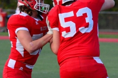 CIAC Football; Wolcott vs. Watertown - Photo # 115