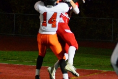 CIAC Football; Wolcott vs. Watertown - Photo # 1159
