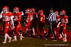 CIAC Football; Wolcott vs. Watertown - Photo # 1176
