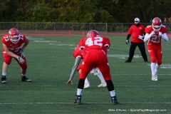 CIAC Football; Wolcott vs. Watertown - Photo # 125