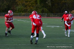 CIAC Football; Wolcott vs. Watertown - Photo # 126