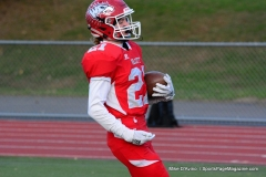 CIAC Football; Wolcott vs. Watertown - Photo # 130