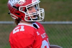 CIAC Football; Wolcott vs. Watertown - Photo # 131