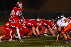 CIAC Football; Wolcott vs. Watertown - Photo # 1310