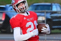 CIAC Football; Wolcott vs. Watertown - Photo # 132