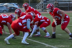 CIAC Football; Wolcott vs. Watertown - Photo # 135