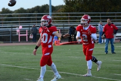 CIAC Football; Wolcott vs. Watertown - Photo # 139
