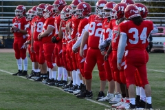 CIAC Football; Wolcott vs. Watertown - Photo # 149