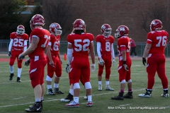 CIAC Football; Wolcott vs. Watertown - Photo # 150