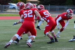 CIAC Football; Wolcott vs. Watertown - Photo # 151